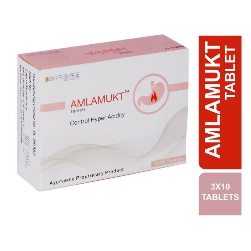 Amlamukt Bio Resurge 3*10tab