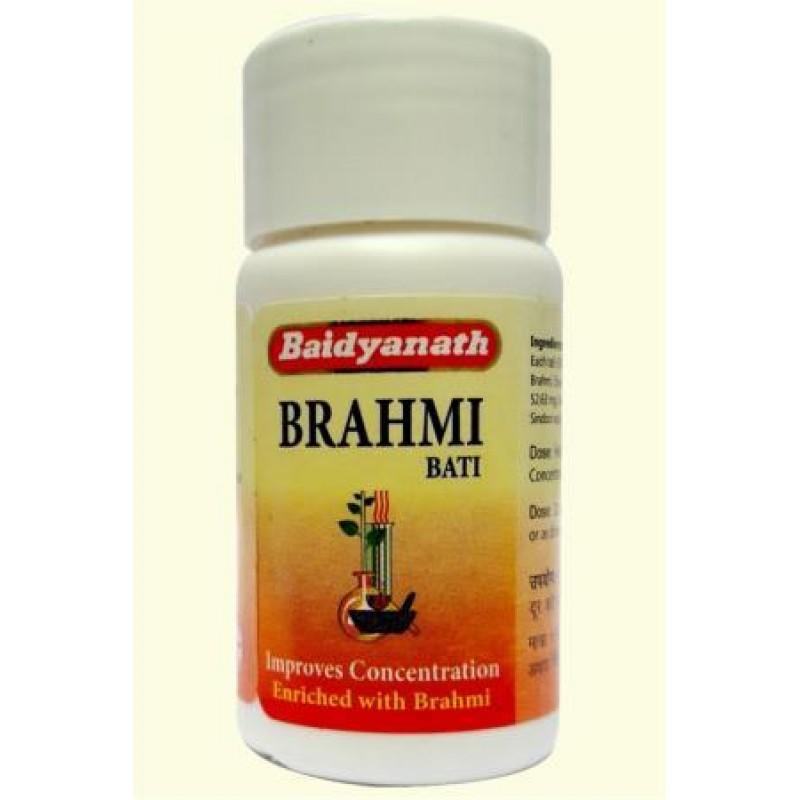 Brahmi Vati Baidyanath 80tab
