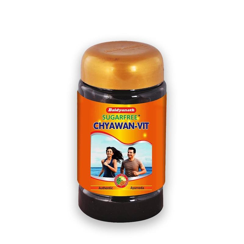 Chyawan-Vit Chyawanprash Sugar Free 1kg