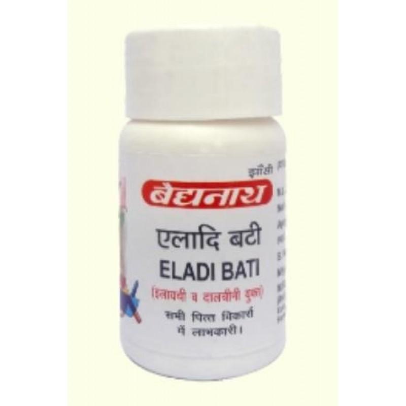 Eladi Vati Baidyanath 80tab