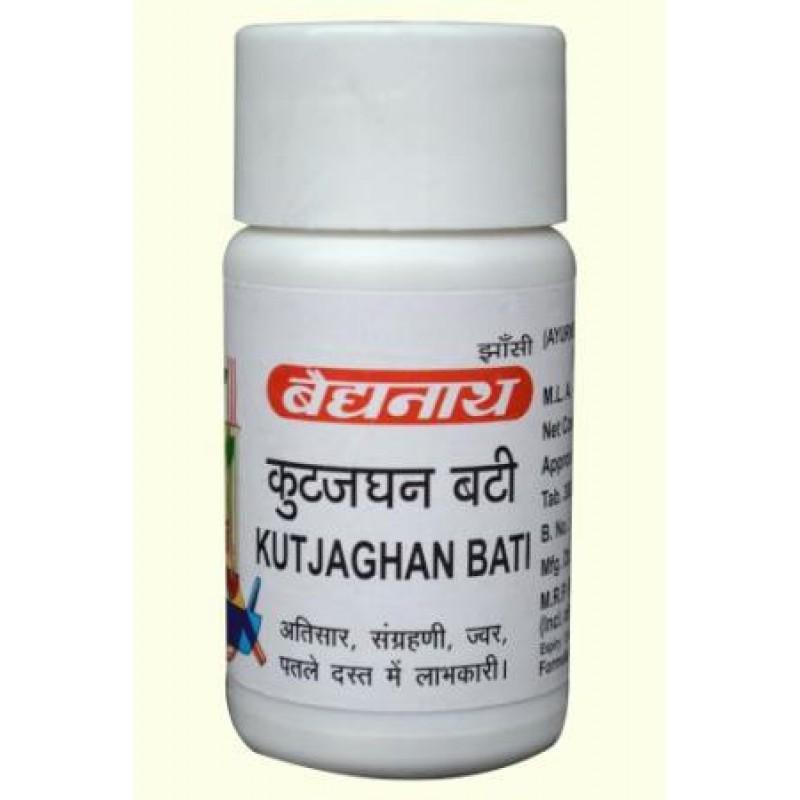 Kutjaghan Vati Baidyanath 40tab