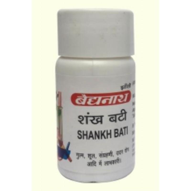 Shankh Vati Baidyanath 40tab