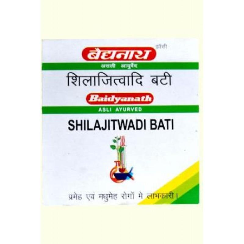 Shilajitwadi Vati Baidyanath 20tab