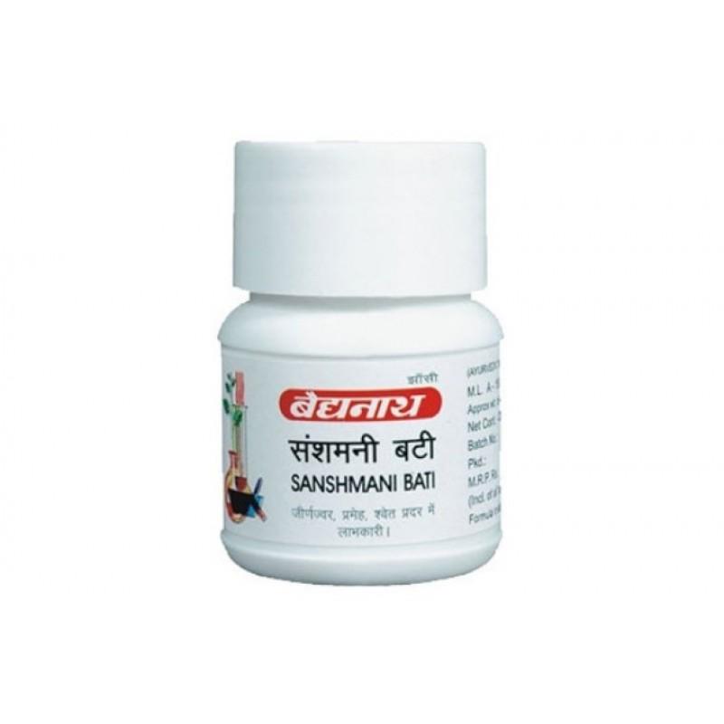 Shanshmani Vati Baidyanath 20tab