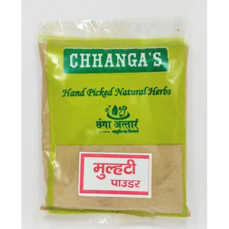 Mulethi Churna Chhanga's 100gm