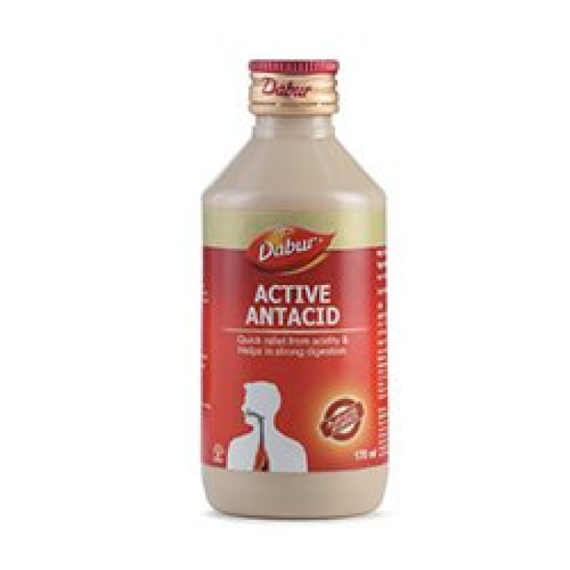 Dabur Active Antacid 170ml