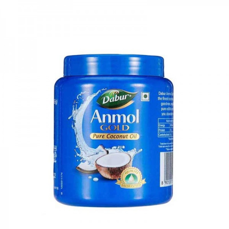 Anmol Coconut Oil Jar Dabur 500 ml