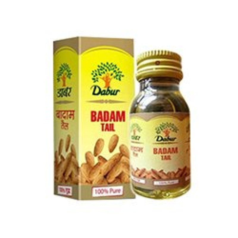 Badam Tail Dabur 100 ml