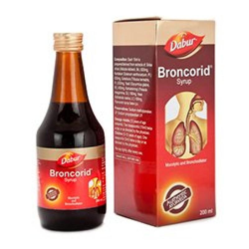 Bronchorid Syrup Dabur 200ml
