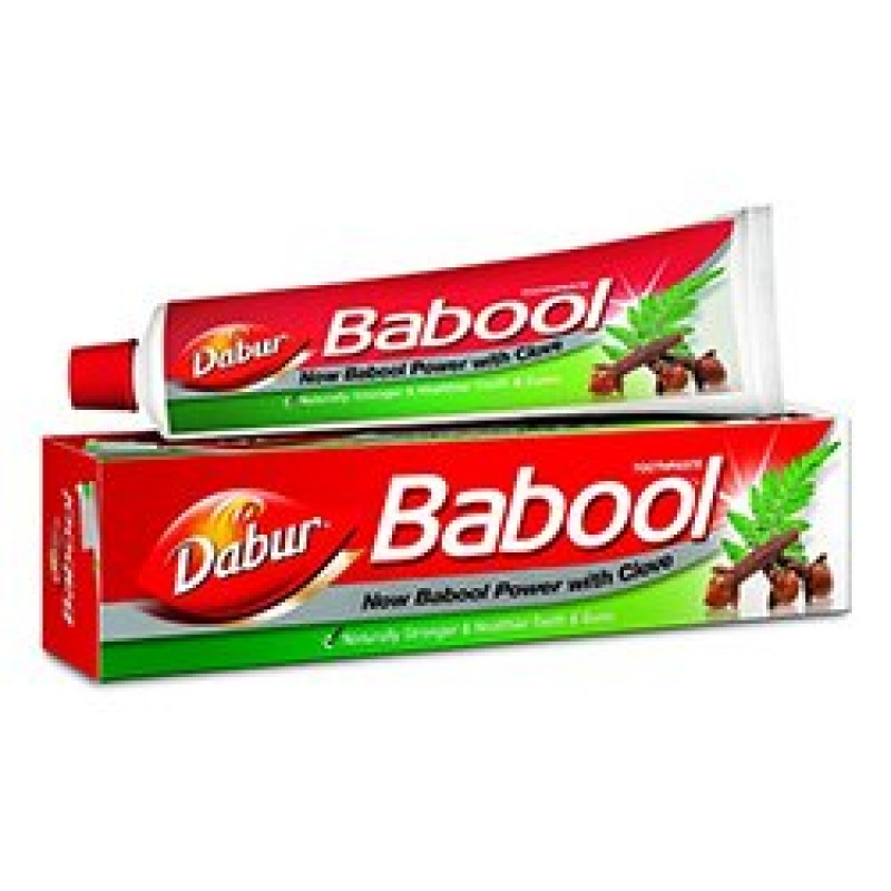 Babool Paste Dabur 175 gm