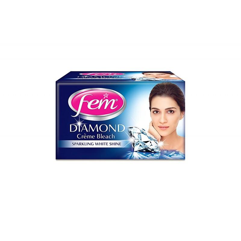 Fem Bleach Creme - Diamond 10gm