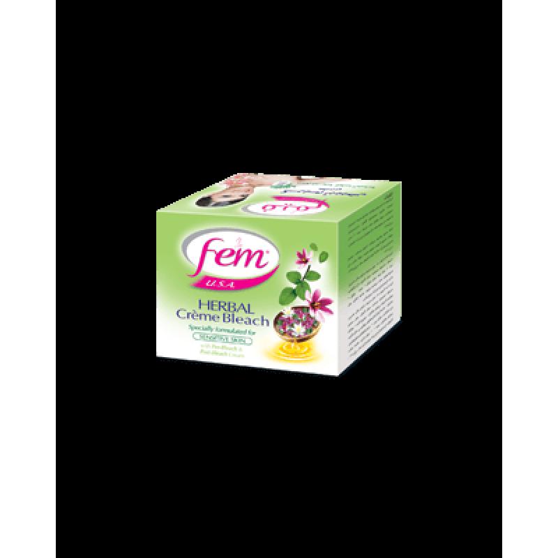 Fem Bleach Creme - Herbal 8gm