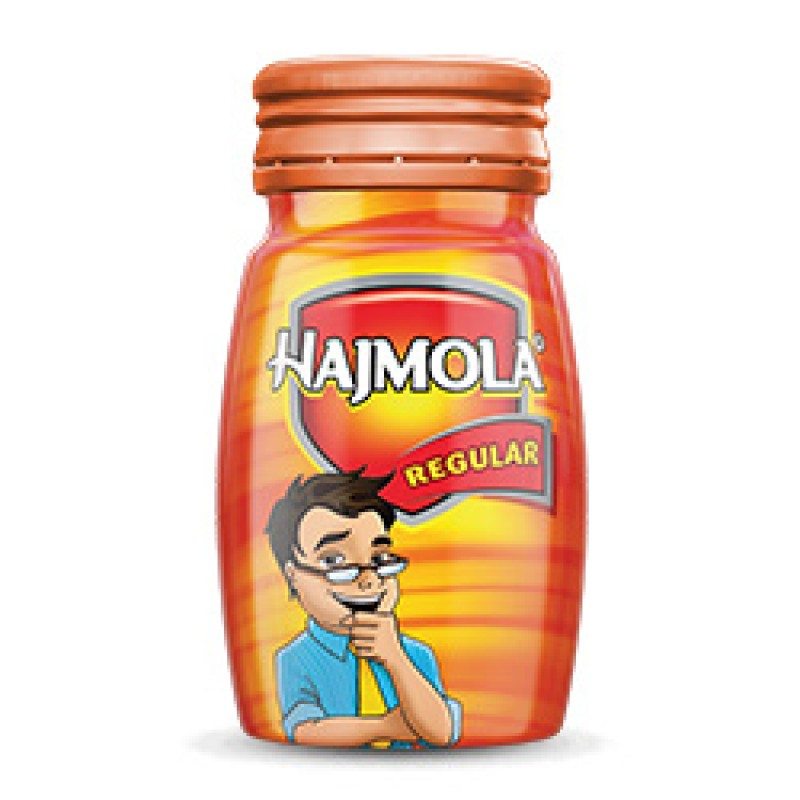 Hajmola Regular Dabur 120Tab