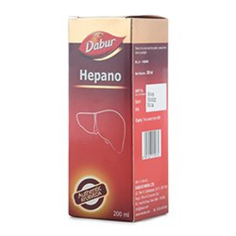 Hepano Syrup 200ml