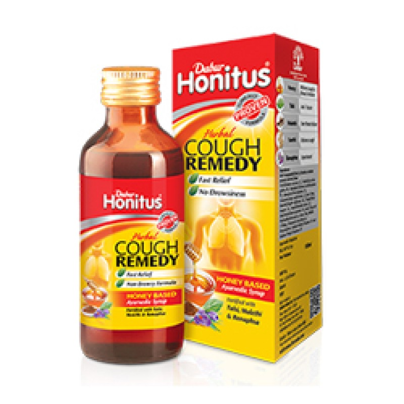 Honitus Cough Syrup 100ml