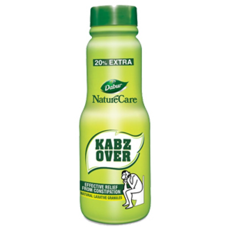Dabur Kabz Over 120 gm Granules