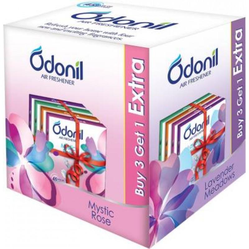 Odonil Blocks (3+1) Mix 50gm