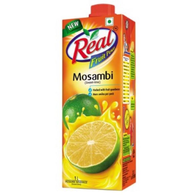 Real Juices - Fruit Power Dabur  Mosambi 1L