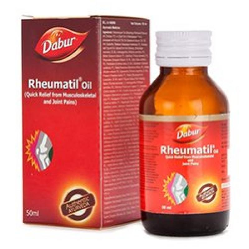 Rheumatil Oil 50ml