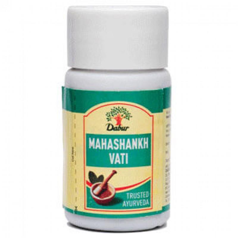 Mahashankha Vati 40Tab
