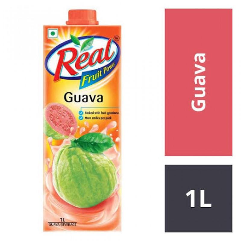 Real Juices - Fruit Power Dabur  Guava 1L
