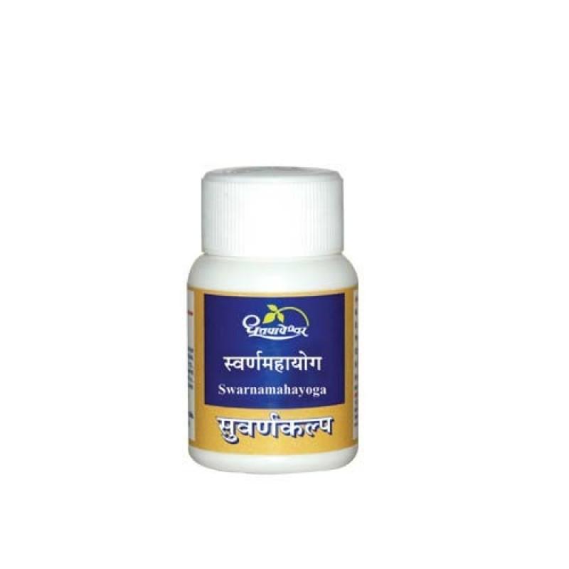 Swarnamahayoga Tablet PRM 10Tab