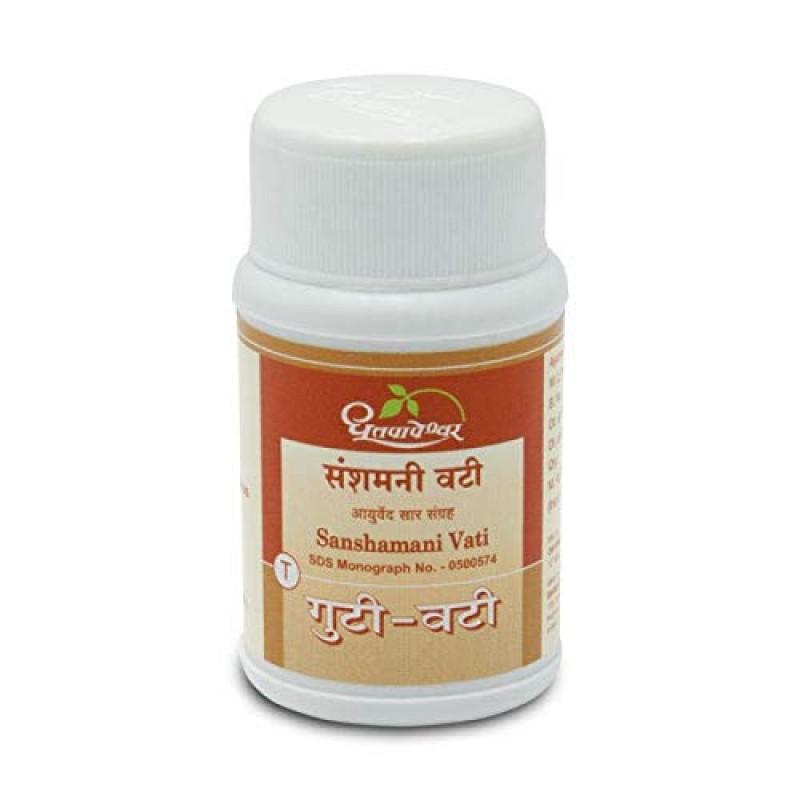Sanshmani Vati Dhootapapeshware 90 tab