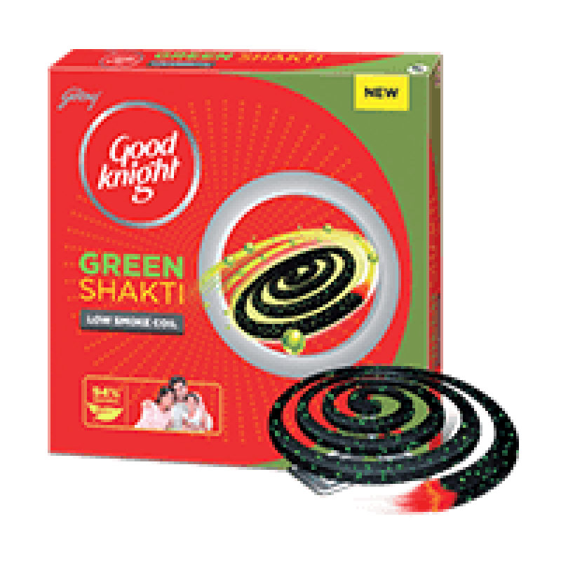 Godrej Good Knight Green Shakti Coil
