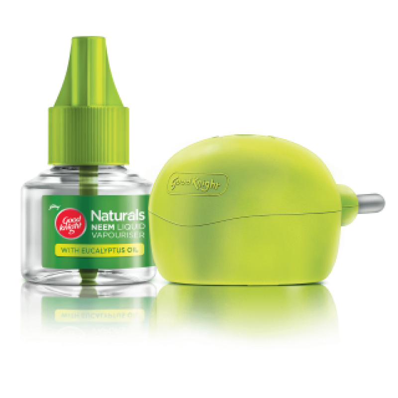 Godrej Good Knight Neem Refill + Machine