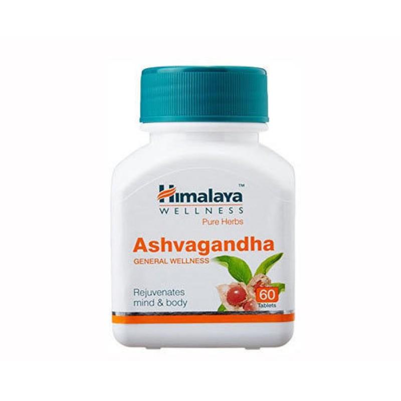 Ashwagandha Himalaya 60Tab