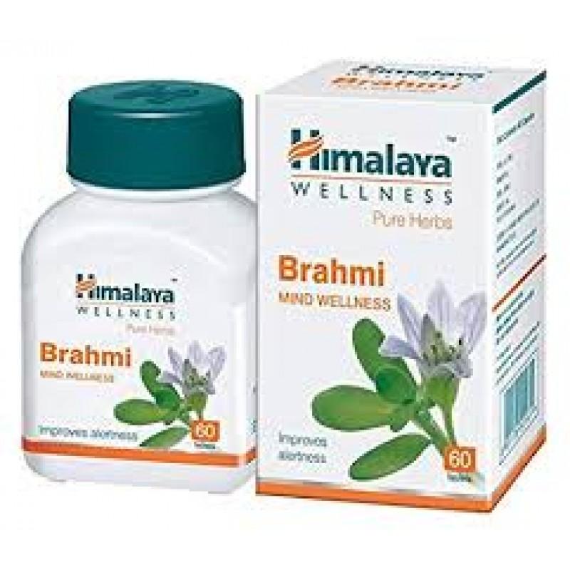 Brahmi Himalaya 60Tab