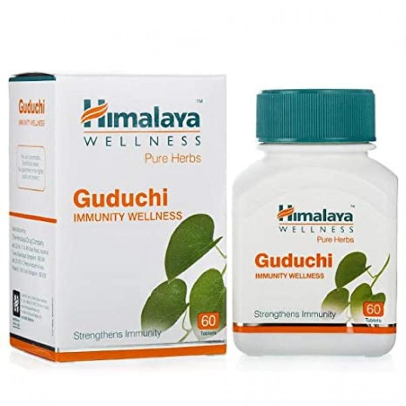 Guduchi Himalaya 60Tab