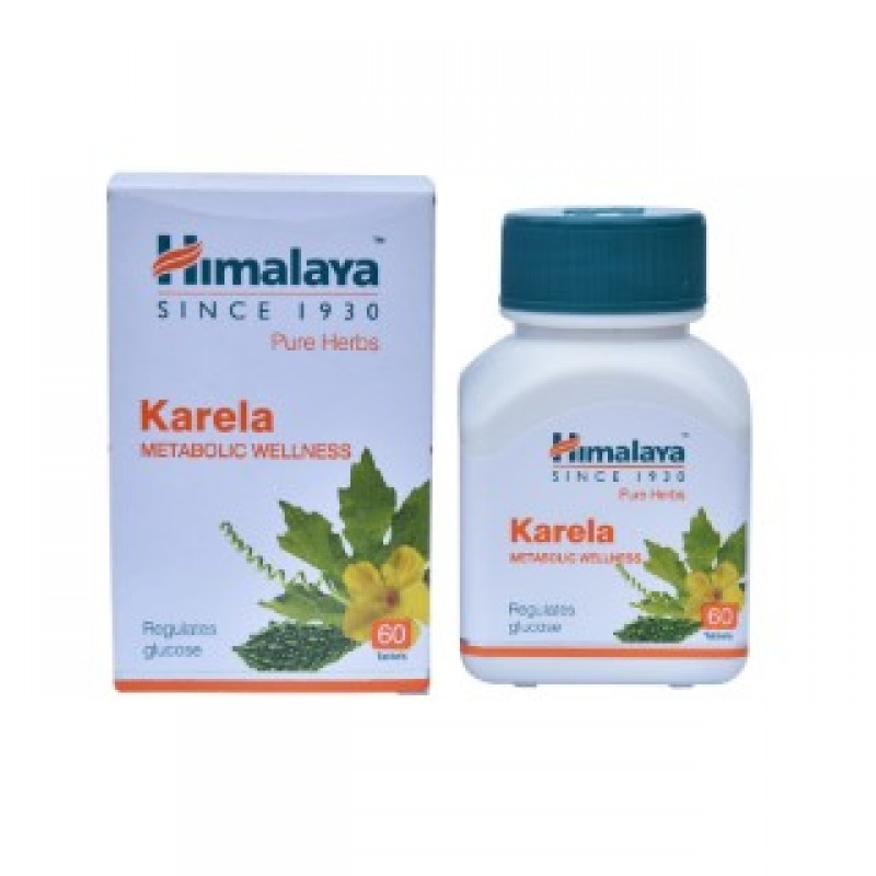 Karela Himalaya 60Tab
