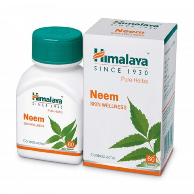 Neem Himalaya 60Tab