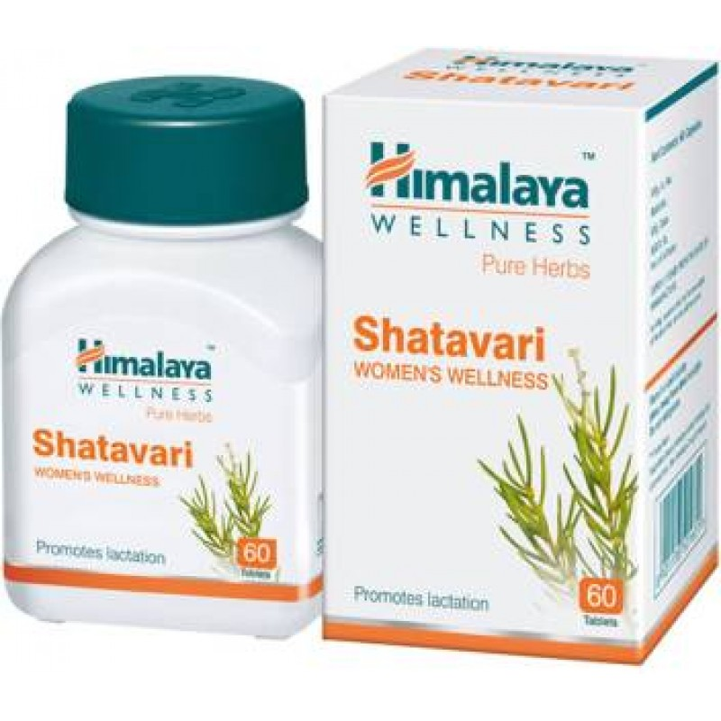 Shatavari Himalaya 60Tab