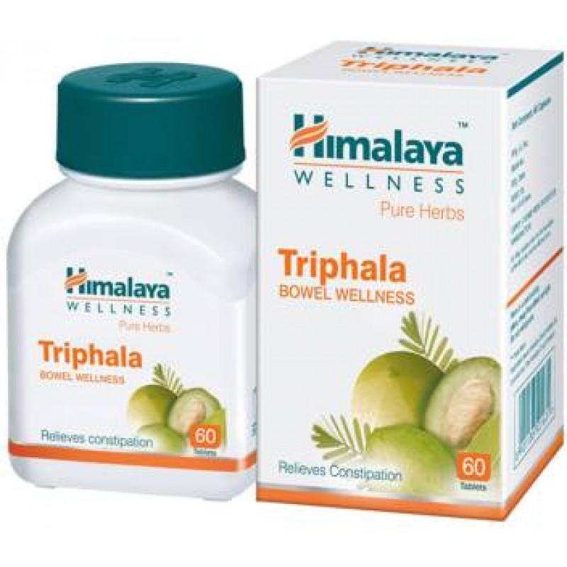 Triphala Himalaya 60Tab