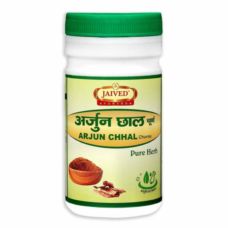 Arjun Churna Jaived Ayurveda 100gram