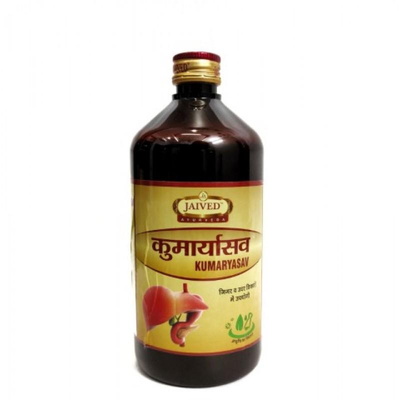 Kumariasav Jaived Ayurveda 450ml
