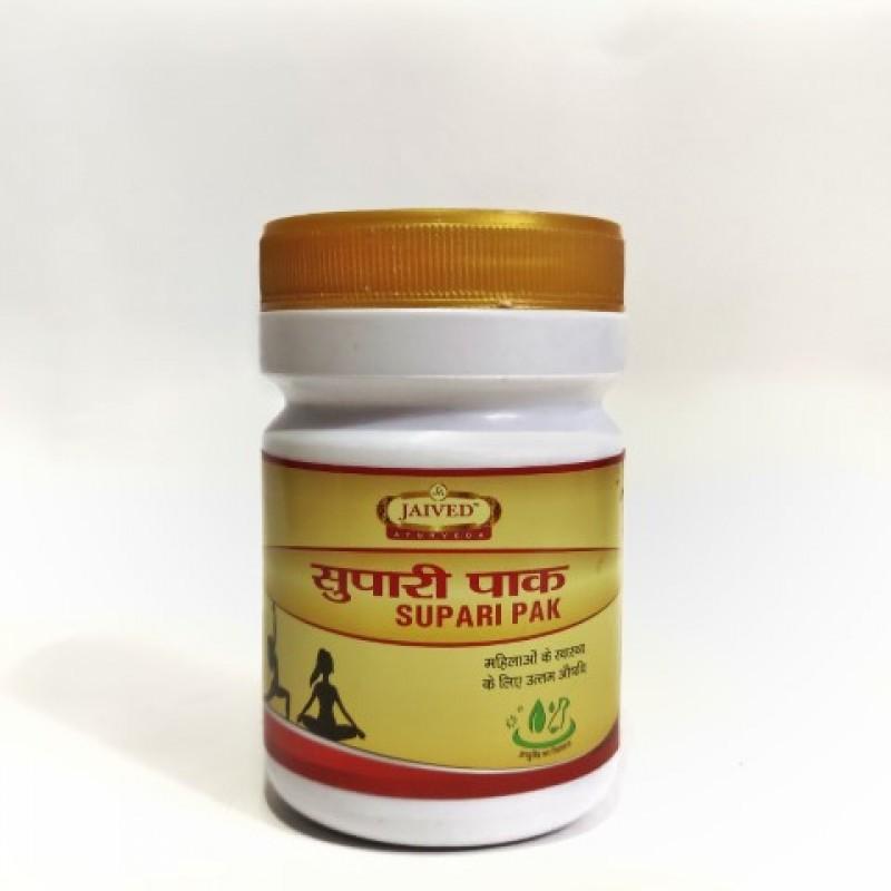 Supari Pak Jaived Ayurveda 100gm