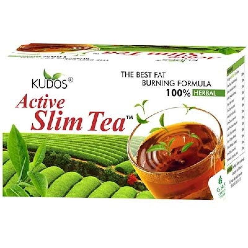 Active Slim Tea Kudos 30 Satchets
