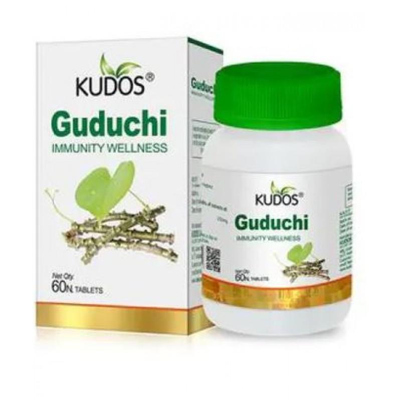 Guduchi Kudos 60 tab