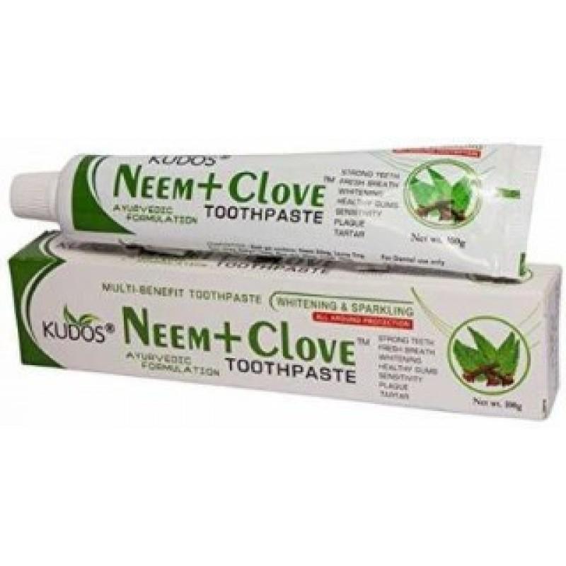 Neem + Clove Toothpaste 100 gm