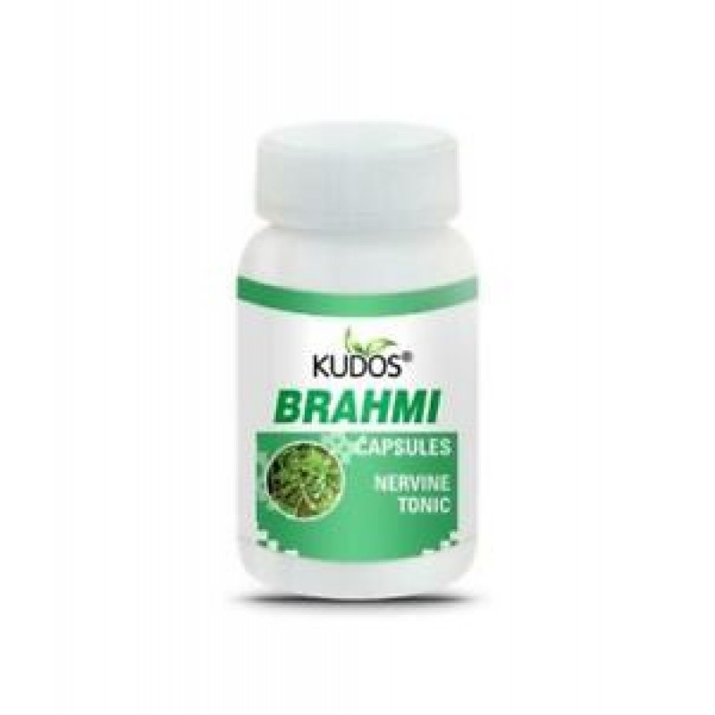 Brahmi Kudos 60 tab