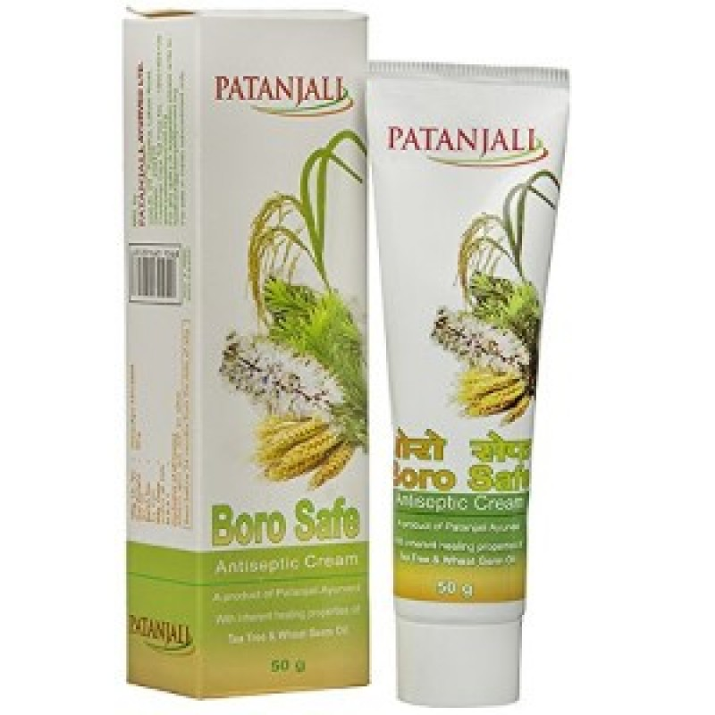 Borosafe Patanjali 50gm (Pack of 2)