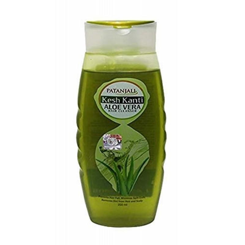 Kesh Kanti Shampoo Patanjali Aloevera 200ml