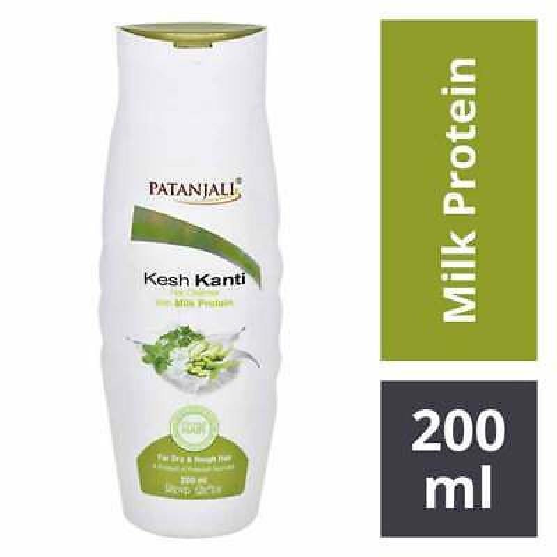 Kesh Kanti Shampoo Patanjali Milk Protein 200ml