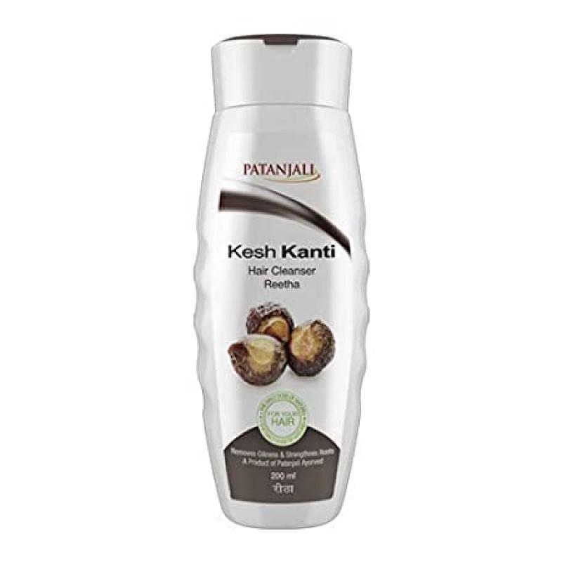 Kesh Kanti Shampoo Patanjali Reetha 200ml