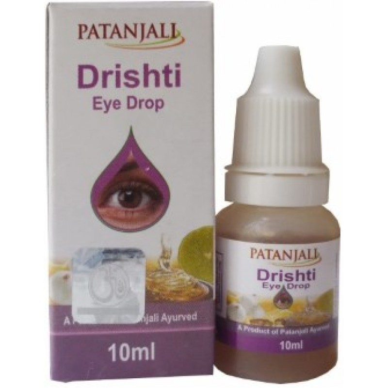 Drishti Eye drop Patanjali 10 ml