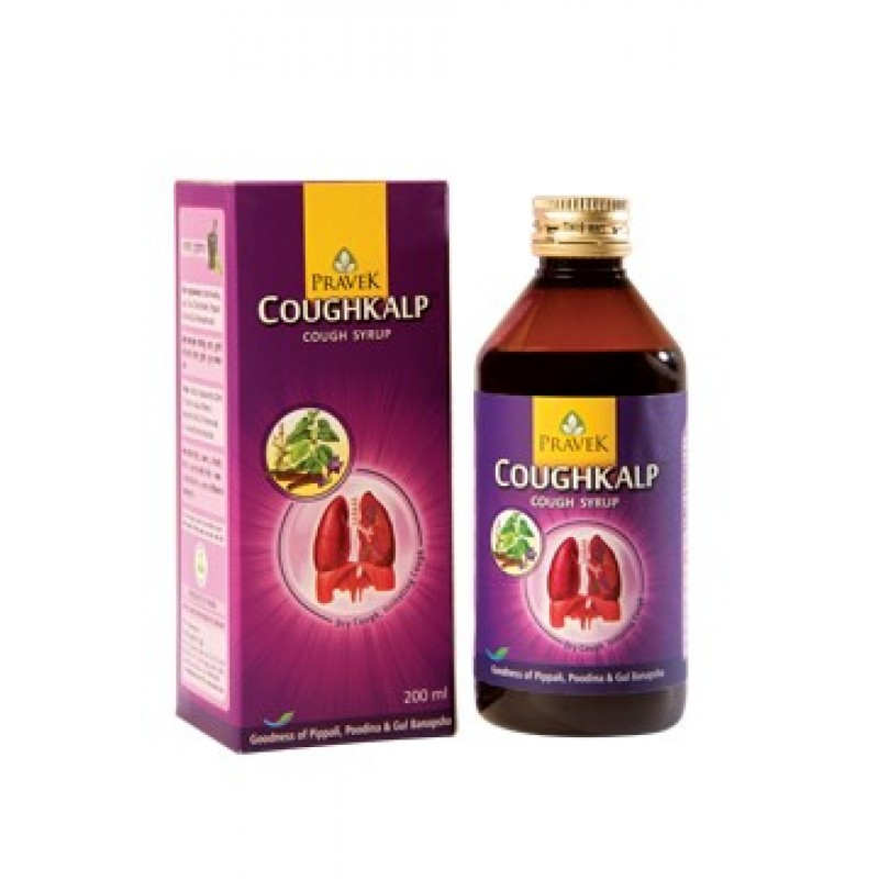 Coughkalp Pravek 100ml