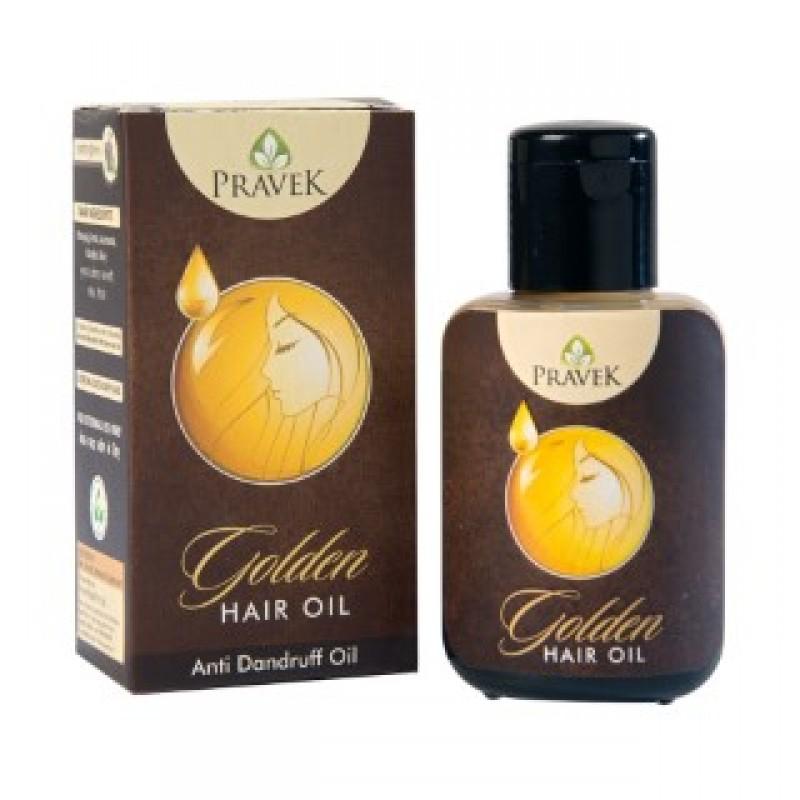Pravek Golden Hair Oil 50 ml
